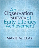 An Observation Survey of Early Literacy Achievement Book