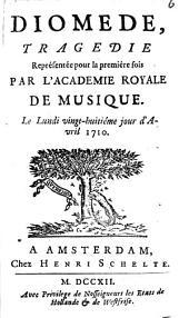 Recueil des opera, des balets, & des plus belles pieces en musique ...: Tome onziéme, Volume6