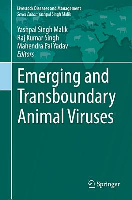 Emerging and Transboundary Animal Viruses