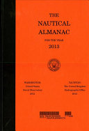 The Nautical Almanac for the Year 2013 PDF