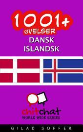 1001+ Øvelser dansk - islandsk