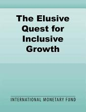 The Elusive Quest for Inclusive Growth: Growth, Poverty, and Inequality in Asia