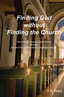 Finding God without Finding the Church PDF