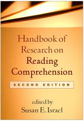 Handbook of Research on Reading Comprehension, Second Edition: Edition 2