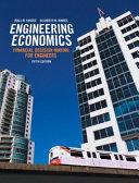 Engineering Economics PDF