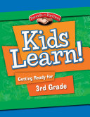 Kids Learn! Getting Ready for 3rd Grade (Second Language Support) - eBook