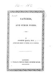 Satires: And Other Poems