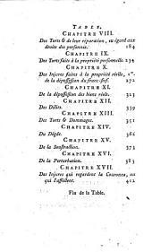 Commentaires sur les loix angloises: Volume4