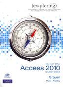 Exploring Microsoft Office Access 2010   Exploring Microsoft Office Excel 2010 PDF