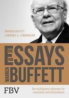 Die Essays von Warren Buffett PDF