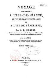 Voyage pittoresque à l'île de France, au Cap de Bonne espérance et à l'île de Ténériffe: Volume2