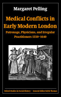 Medical Conflicts in Early Modern London PDF