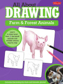 All About Drawing Farm & Forest Animals