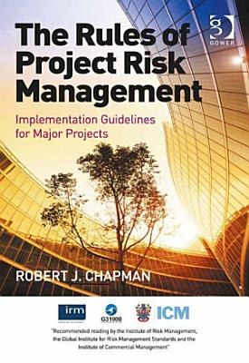 The Rules of Project Risk Management PDF