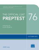 The Official Lsat Preptest Book PDF