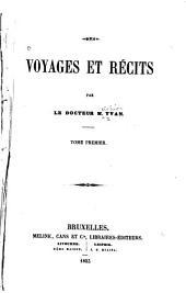 Voyages et récits: Volumes1à2