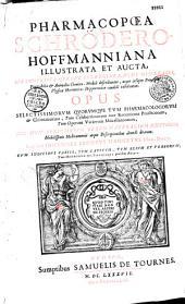 Pharmacopoea Schrödero-Hoffmanniana illustrata et aucta...