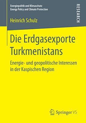 Die Erdgasexporte Turkmenistans PDF