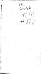 Jo. Gottlieb. Heineccii ... Antiquitatum romanarum jurisprudentiam illustrantium syntagma secundum ordinem Institutionum Justiniani digestum ...: pars prima