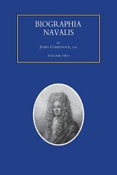 Biographia Navalis - Volume 2