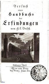 Versuch eines Handbuchs der Erfindungen: Siebenter Theil