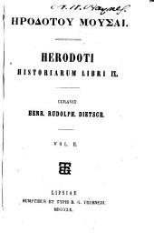 Hērodotou mousai: Herodoti Historiarum libri IX.