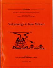 Volcanology in New Mexico: Bulletin 18