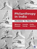 Philanthropy in India