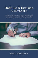 Drafting and Revising Contracts