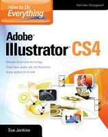 How to Do Everything Adobe Illustrator PDF