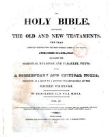 The Holy Bible PDF