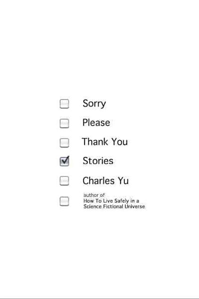 Download Sorry Please Thank You Book