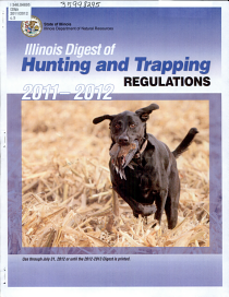 Illinois Digest of Hunting and Trapping Regulations PDF