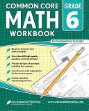 6th Grade Math Workbook PDF