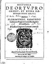 Historiae De Ortv, Progressv, Et Rvina Haereseon Hvivs Saecvli Pars Altera: Page 2