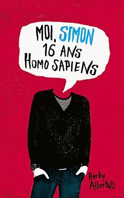 Moi  Simon  16 ans  Homo Sapiens