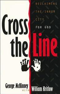 Cross the Line Book