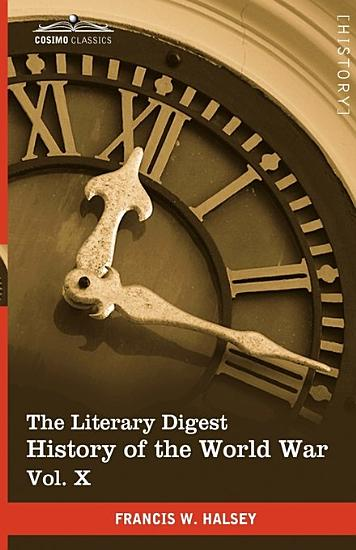 The Literary Digest History of the World War PDF
