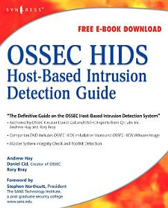 OSSEC Host Based Intrusion Detection Guide