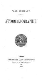Autobibliographie