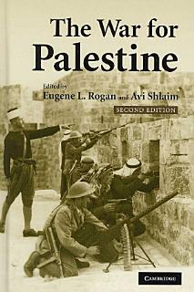 The War for Palestine Book