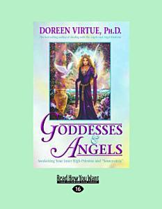 Goddesses   Angels Book