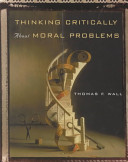 Thinking Critically about Moral Problems PDF