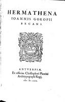 Hermathena PDF