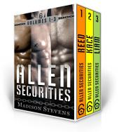 Allen Securities Box Set One: Reed, Kace, Liam