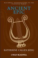 Ancient Epic PDF