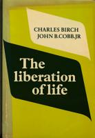 The Liberation of Life PDF