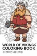 World of Vikings Coloring Book 6x9 Pocket Size Edition PDF