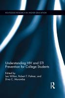Understanding HIV and STI Prevention for College Students PDF