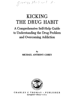 Kicking the Drug Habit